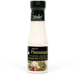 Caloriearme saus | 2BSlim | Yonnaise | Dieetwebshop.nl