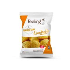 Eiwitrijke quadrelli vanille-citroen mini koekjes | Feeling OK Quadrelli vanille-citroen mini koekjes| Eiwitrijk Dieet | Protiplan