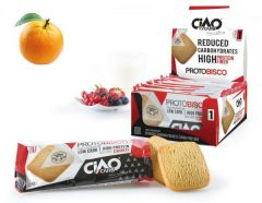 CiaoCarb | protobisco sinaasappel | eiwitrijk dieet