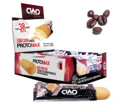 Protomax Mokka Koffie | Eiwitrijke Koek | Ciao Carb