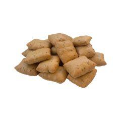Koolhydraatarme Mini Crackers   Rozemarijn    Koolhydraatarm met Protiplan