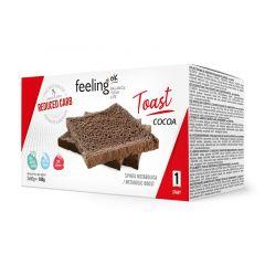 Eiwitrijke Toast Chocolade | Feeling OK Start | Protiplan