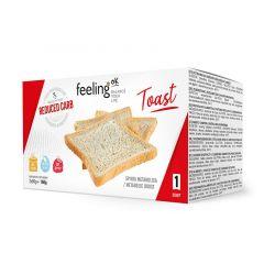 Eiwitrijke Toast Naturel | Feeling OK Start | Protiplan