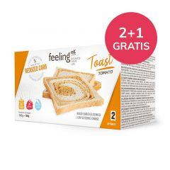 Keto Toast Tomaat | Feeling OK Optimize | Protiplan