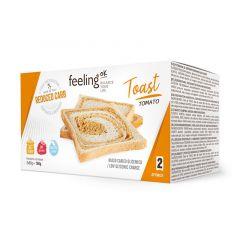 Eiwitrijke Toast Tomaat | Feeling OK Optimize | Protiplan