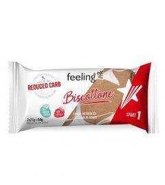 Eiwitrijke Koeken Vanille Citroen | Feeling OK Biscottone | Eiwit Dieet | Protiplan