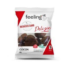 Delizia Cacao   Koolhydraatarme Chocoladekoekjes   Protiplan