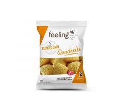 Eiwitrijke quadrelli hazelnoot mini koekjes | Feeling OK Quadrelli Hazelnoot mini koekjes| Eiwitrijk Dieet | Protiplan