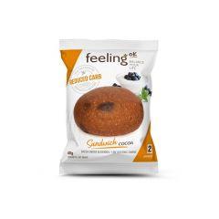 Feeling OK   Sandwich Cacao  Optimize   Koolhydraatarm Brood   Protiplan