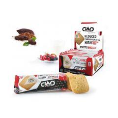 CiaoCarb   protobisco cacao   eiwitrijke koek