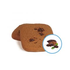Koolhydraatarme Koek Protobisco Cacao | Proteine Dieet | Protiplan