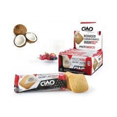 Eiwitrijke koek   Protobisco Kokos   Protiplan