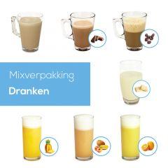 Koolhydraatarme Dranken Mix | Suikerarme Dranken | Protiplan
