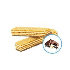 Eiwitrijke Wafel Vanille Chocolade | Eiwit Dieet | Protiplan
