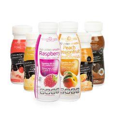 Smoothie Mixverpakking | Eiwitrijk tussendoortje | Protiplan