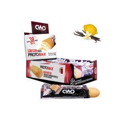 Protomax Vanille Citroen   Proteine Koek   Ciao Carb   Protiplan