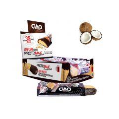 CiaoCarb   protomax cocochoc   eiwitrijke koek