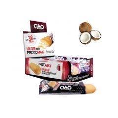 Proteine Koek Kokos | Ciao Carb Protomax | Proteine Dieet | Protiplan