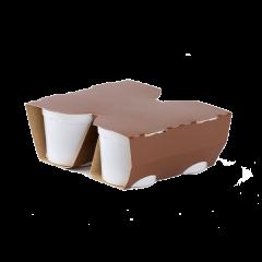Koolhydraatarme Pudding Chocolade | Koolhydraatarm Dieet | Protiplan