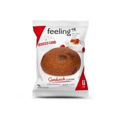 Eiwitbrood Chocolade | Feeling OK Sandwich Cocoa | Protiplan