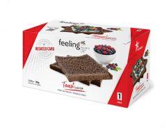 Eiwitrijke Toast Chocolade | Feeling OK Start | Eiwit Dieet | Protiplan