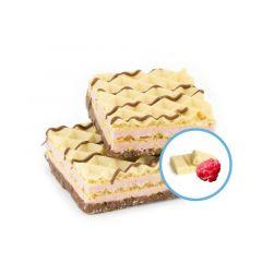 Proteïne Wafel Witte Chocolade Framboos | Proteïne Dieet | Protiplan