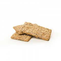 Proteine Crackers Sesam Zaad   Protiplan